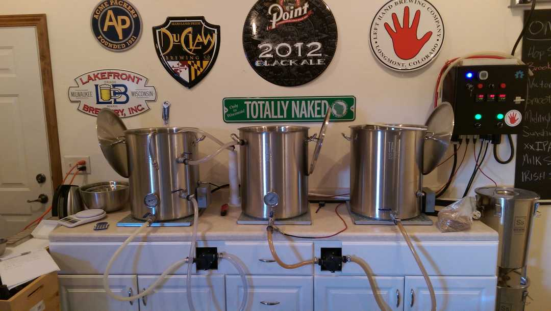 Brewing with the SS Brew Tech Brew Bucket Fermenter